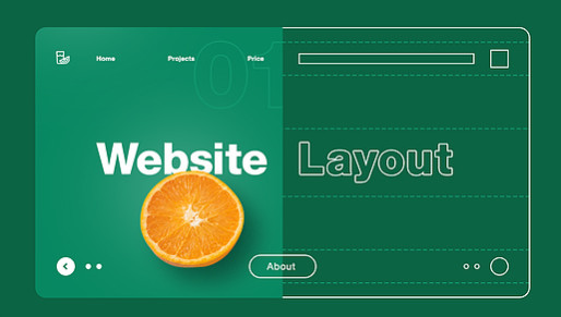 The Best Website Layouts to Amplify Your Message