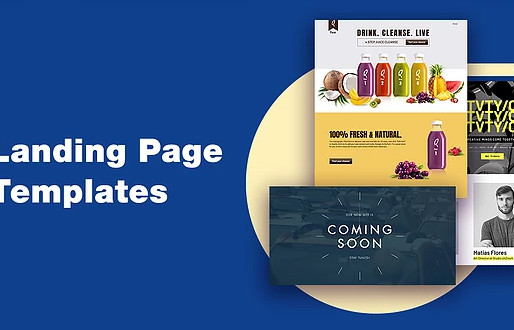 Free Landing Page Templates: 15 Effective Designs
