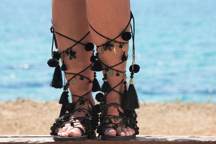 Gladiator strappy sandals (th1994)