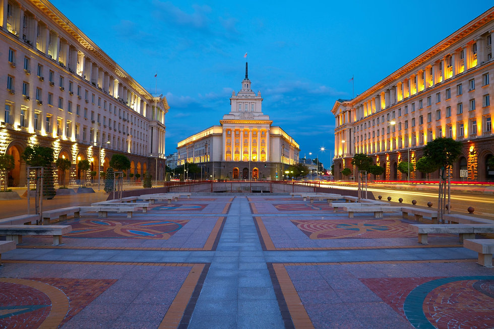 Create Company in Bulgaria