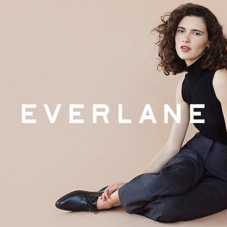 Το αμερικανικό brand Everlane δεσμεύεται να πάει χωρίς πλαστικά έως το 2021