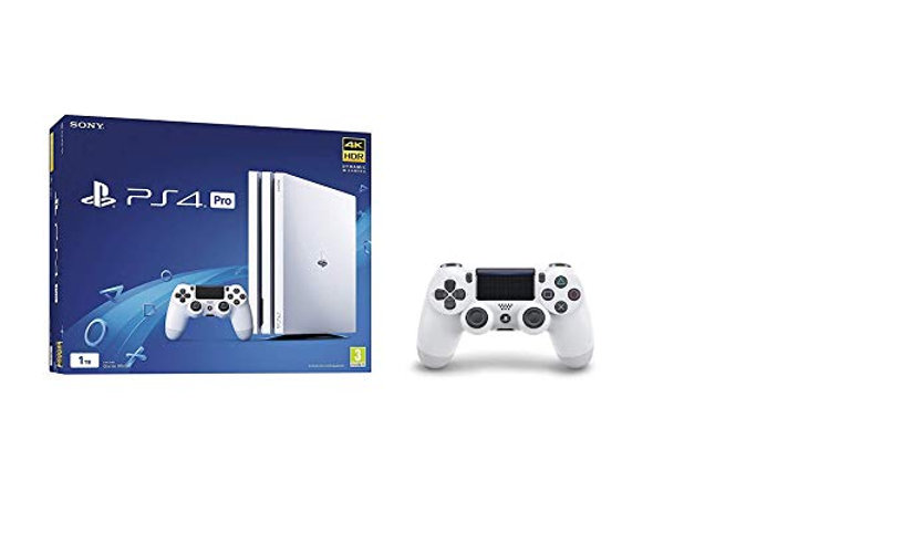 PlayStation 4 Pro 1 TB + 2 Controller
