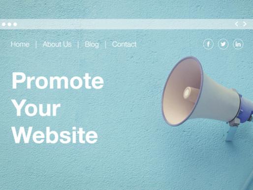 36 δωρεάν μέρη για την προώθηση της ιστοσελίδας σας on-line