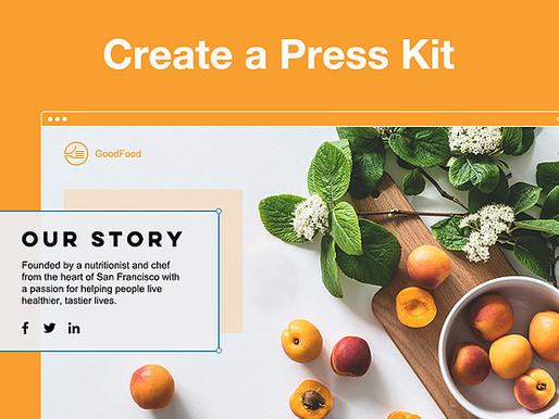 How to Create a Successful Press Kit for Your Business