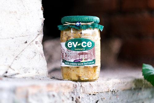 Közlenmiş Sade Patlıcan / 360 gr