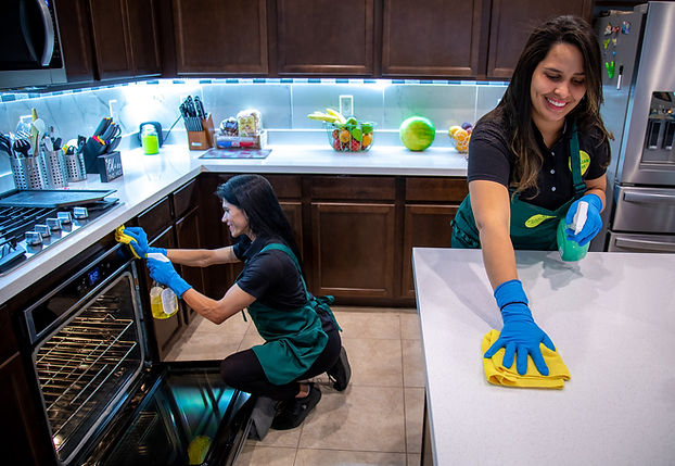 Professional House Cleaning Services In Las Vegas