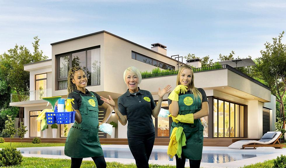 Brazilian Maids Las Vegas ProfessionalCleaning Service Reviews