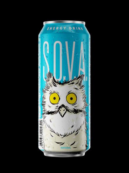 Sova Energy Drink