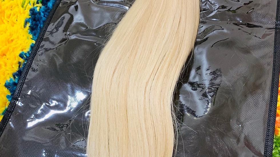 """100% human hair (100g) 18"""""""