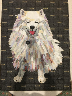 Sparky Quilt Collage