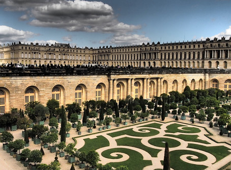 Versailles - So Much to Explore