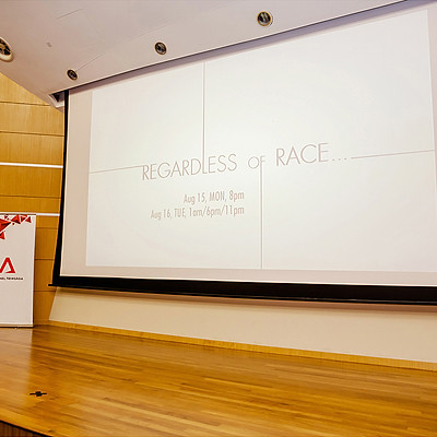 REGARDLESS OF RACE