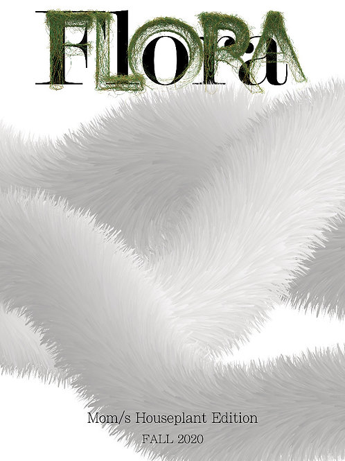 Flora Zine: Mom/s Houseplant Edition (Digital)