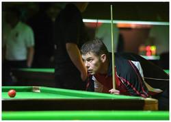 Scottish County Snooker Team Player