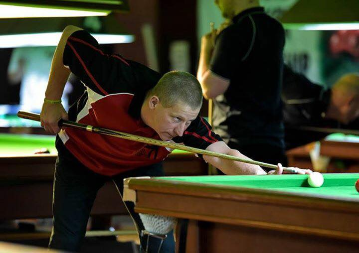 Scottish County Snooker Team Player