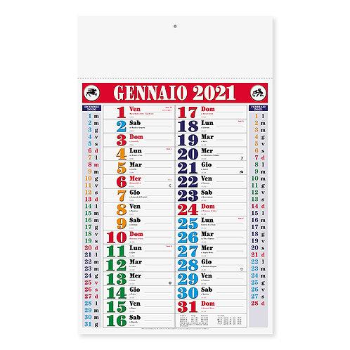 Calendario (100 pcs)