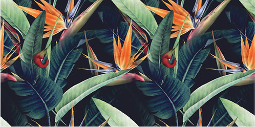 Background foglie tropicali