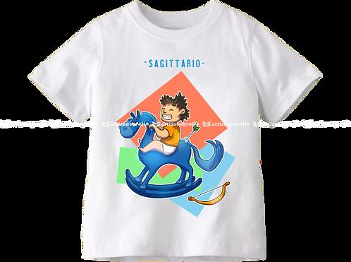 T-Shirt Segno Zodiacale Sagittario