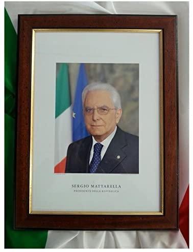 Ritratto Presidente della Repubblica