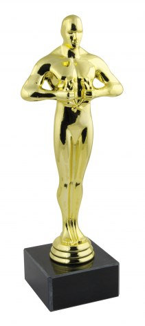Trofeo Statuetta Oscar (10 pezzi)