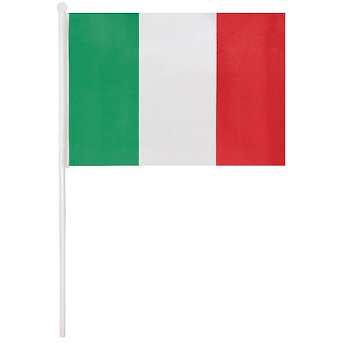 BANDIERINA ITALIA (50 PZ)