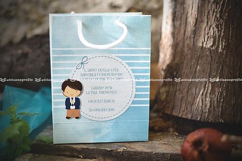 Wedding Bag Battesimo (1 set da 30 pezzi)
