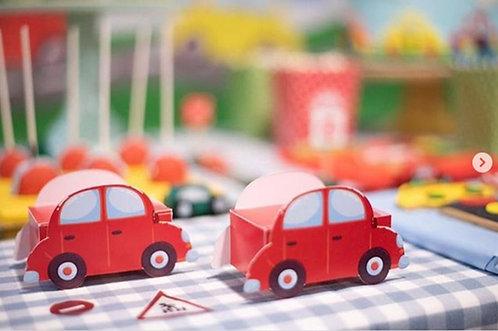 Cars Box (10 pezzi)