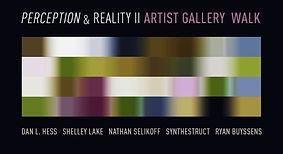 'Perception' Artists Gallery Walk