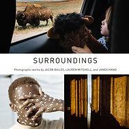 'Surroundings' Artist Talk