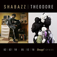 Shabazz I Theodore Gallery Opening