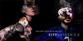 CITY Unseen Public [AR]t Guided Tour