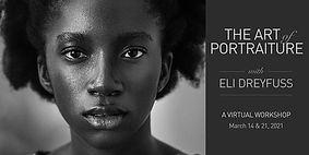The Art of Portraiture Workshop
