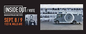 'Inside Out / Vote' Installation