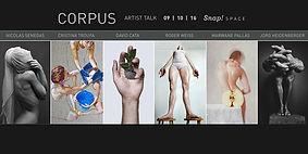 'Corpus' Artist Talk