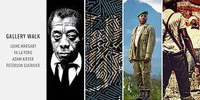 'Virunga' Gallery Tour with Artists