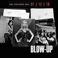 'Blow-Up' Screening