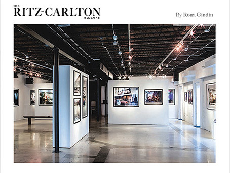 The Ritz Carlton Magazine