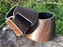 Cloches cuir