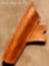 Carquois de hanche cuir