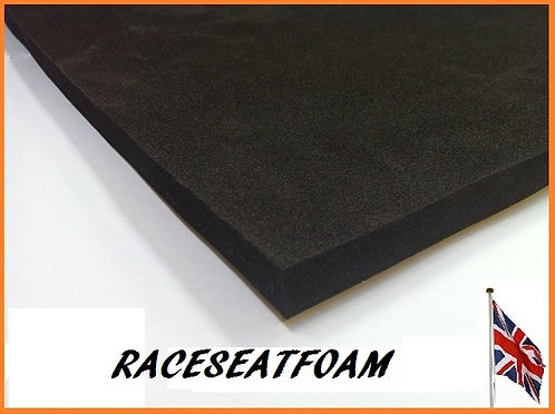 10mm Thick Race Seat Foam