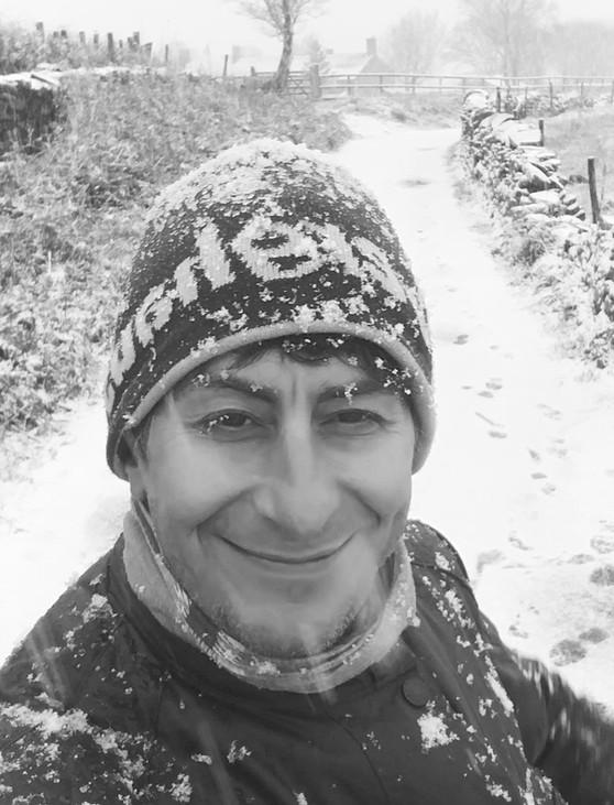Mauro - Creator, designer, windswept and interesting traveler & chief of Pottery Corner