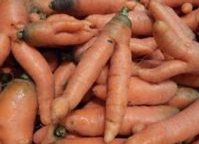 Carrots, Ugly (1.5 lb.)
