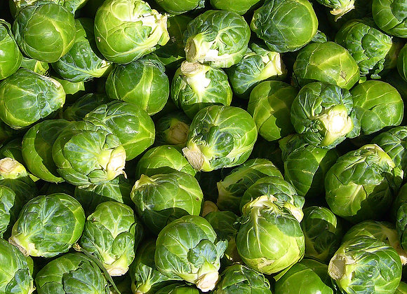 Brussels Sprouts (3/4 lb.)