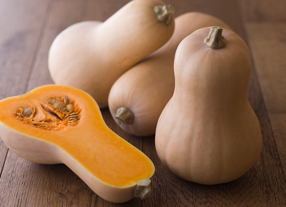 Squash, Butternut (Flint Ridge Organic Produce)