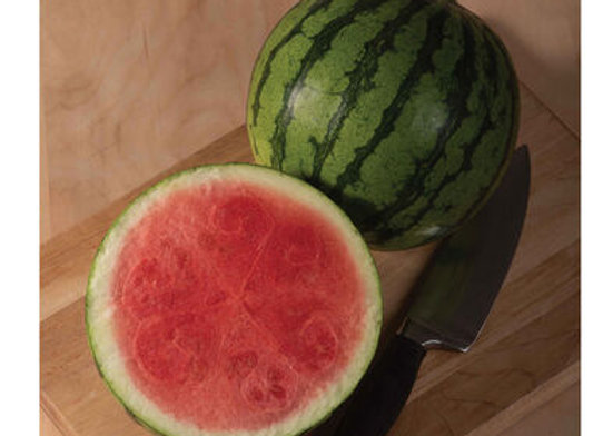 Seedless Watermelon (Grinnell Heritage Farm)