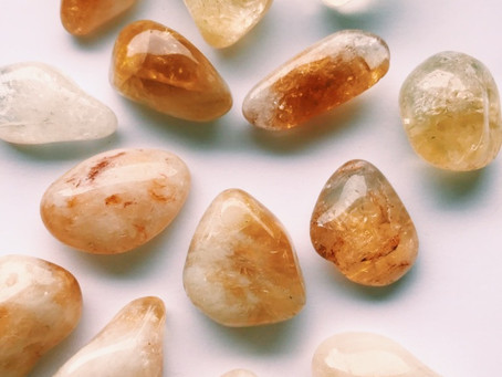 A Crystal to Boost Happiness | The Sunshine Stone