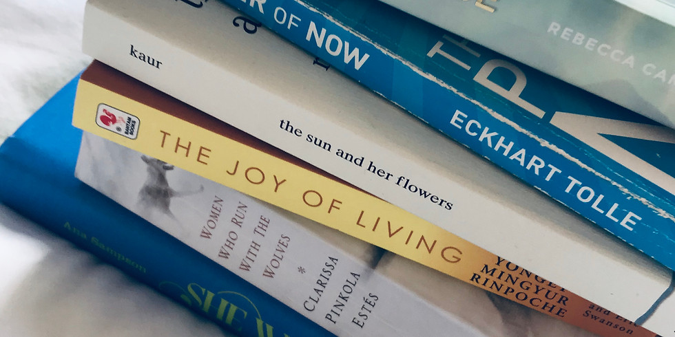 Spiritual Book Club | The Power Of Now