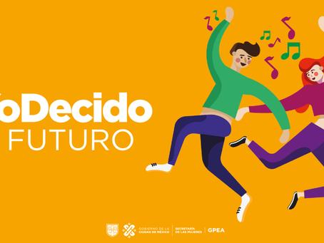Semana Andina: #YoDecido #EsMiTiempo