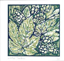 Hazelnut Press Tina Brown's 'Wild Hops'.