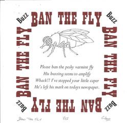Hazelnut Press Glen  Church's 'Ban the F